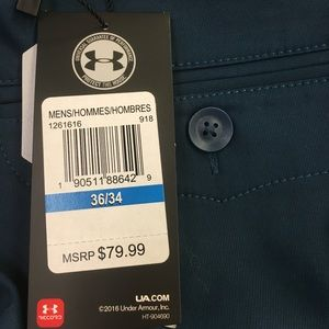 Under Armour Pants - Under Armour Men's Performance Chino 36/34